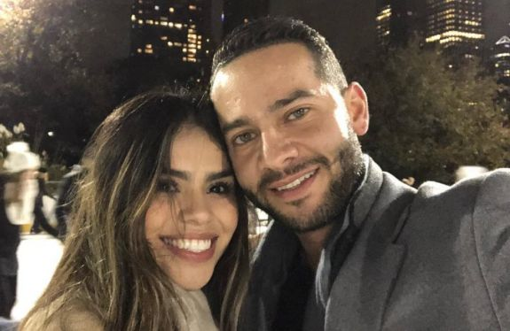 "90 Day Fiance"" Stars Fernanda Flores & Jonathan Rivera"