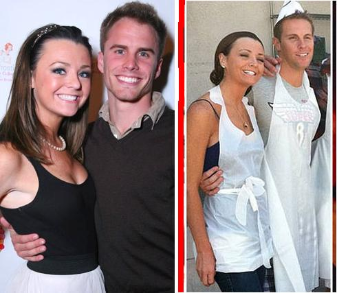 Michael stagliano and holly