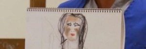 That awkward moment you draw your date in blackface.