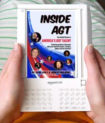 america's got talent book