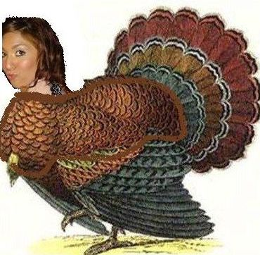 Farrah Abraham thanksgiving