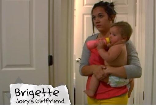 Quite a catch, that Brigette...