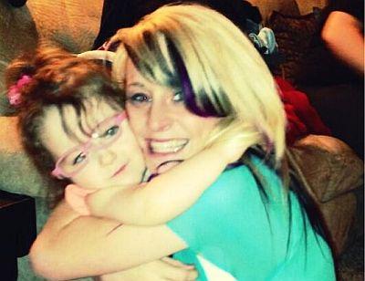 Leah Messer Daughter Ali