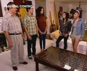 Parental Control Fake
