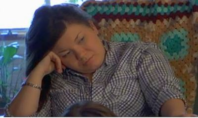 amber portwood being amber