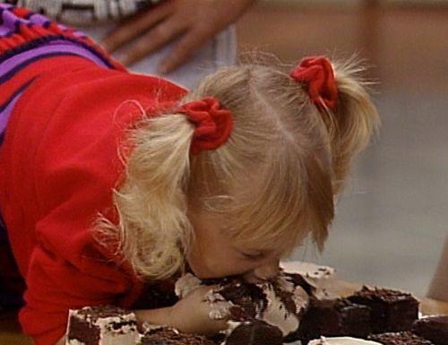 michelle full house cake