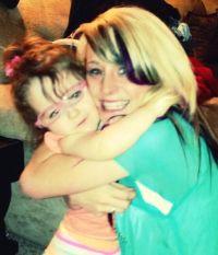 Leah Calvert Daughter Ali