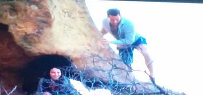 Don't hump the rock Nick!