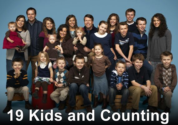 19 KIDS & COUNTING 5- ADVERTISING PHOTOS