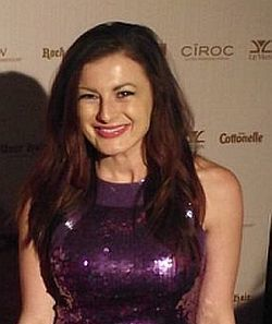 Rachel Reilly 2014 OK Magazine Party