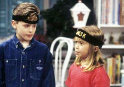 Blake, killing it on 'Full House' alongside an Olsen twin.