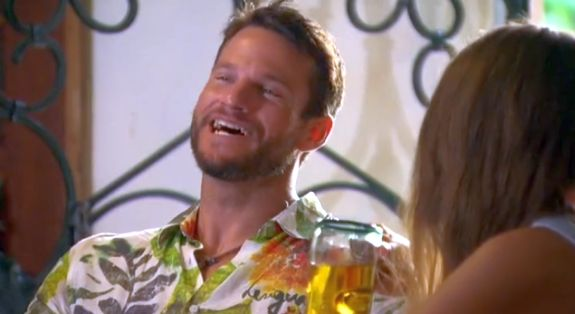 Jesse filled us in on what really happened in Paradise!