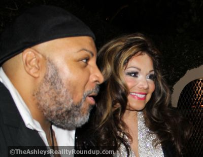 LaToya and Jeffre may be tying the knot on TV!