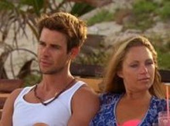 """""""I should have chosen Brooks!"""" says both Sarah and Robert"""