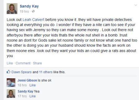 Leah's Grandma