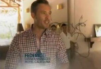 Oh, haaaay, Federico! How you doin'?
