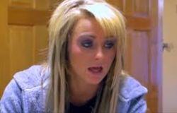 Leah Calvert drugs