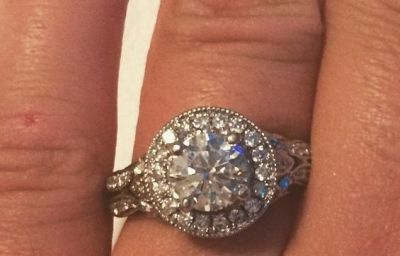 The non-MTV-paid-for ring in question...