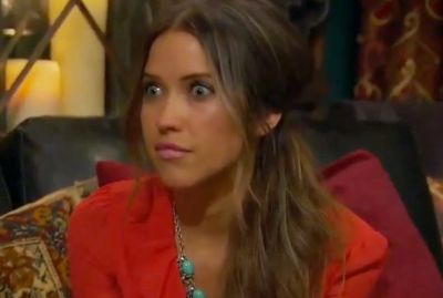 That moment when Kaitlyn realized she would never get away from Britt and her crocodile tears...