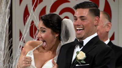 Jessica & Ryan appear to be happy with the experts' decision...at least for now...