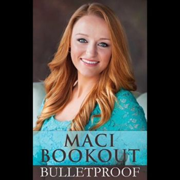 Maci chose not to put Bentley or Jayde on her book cover.