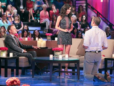 Chris Harrison's face says it all.