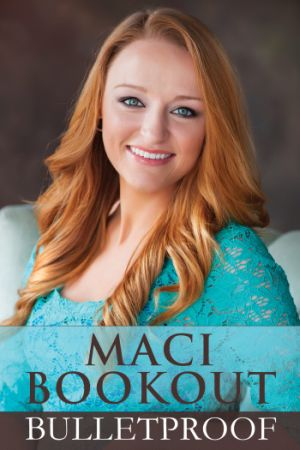 Maci's book will be released on July 21.