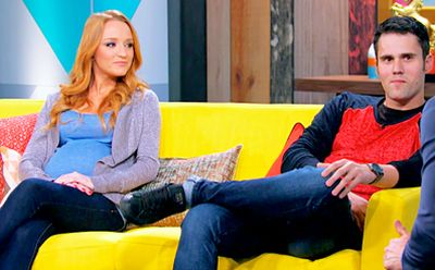 """""""Ryan and I are in a better place now,"""" Maci says of her relationship with Bentley's father."""