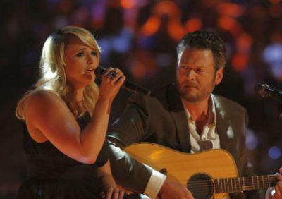 Miranda Lambert and Blake Shelton have split!