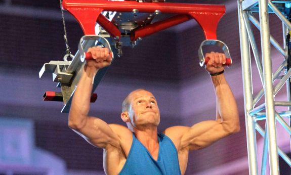 Show veteran Brent Steffensen will compete on 'Team Ninja Warrior.'