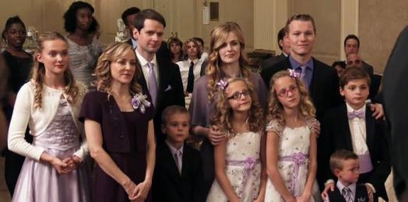 The episode will center on a family much like the Duggars.