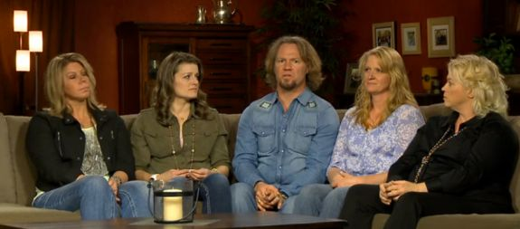 The wives just realized they'll be stuck in a cabin for eight days with Kody...