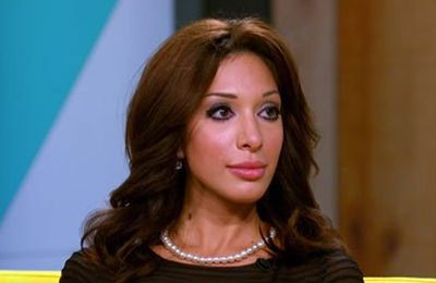 A quiet Farrah? That's something we don't see every day....