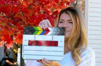 Amber said she doesn't mind having her life filmed for MTV.