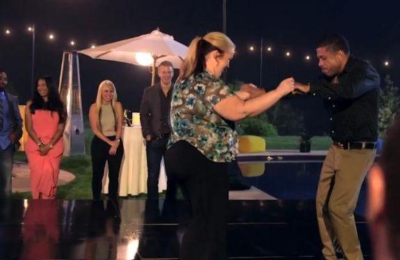"""We dancin' y'all!"""
