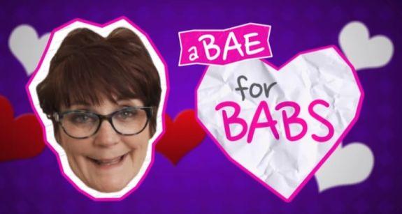 """Will Babs find a """"booooyfriend?"""""""