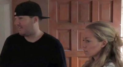 Is Kendra's brother actually Rob Kardashian? No...seriously, is he?