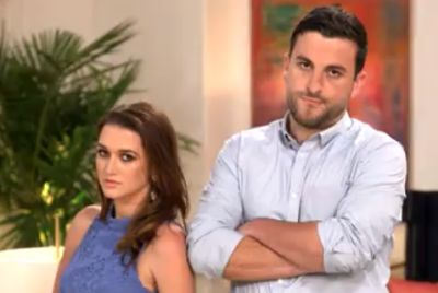 Perhaps this was the moment Jade & Tanner realized they made a terrible decision by appearing on this show...