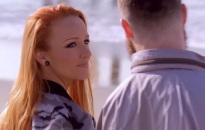 Maci is totally cussing Taylor out in her mind for not proposing to her yet...
