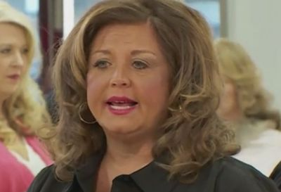 Save those tears for your pillow, Abby Lee!