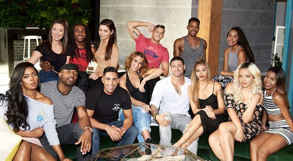 The full cast of 'The Real World Seattle: Bad Blood'