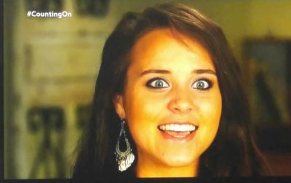 When Jinger realizes that TLC can turn a delay at the airport into an entire episode of this crappy show...