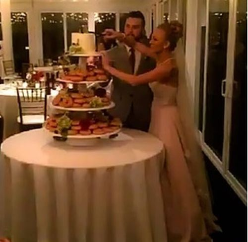 maci bookout wedding