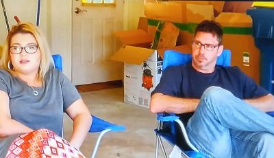 """""""I mean, you can't just sit around the garage in folding chairs all day doing nothing, ya know?"""""""