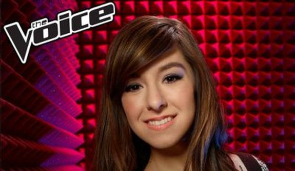 'The Voice' star Christina Grimmie was tragically killed this year...