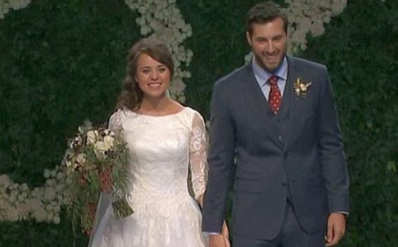 Jinger Duggar is just one of the many reality TV stars who got hitched in 2016!