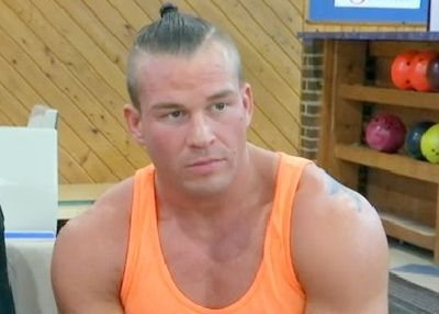 Surely that hairdo will help Nate if he ends up behind bars...