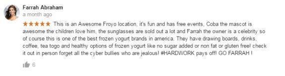 farrah-yogurt