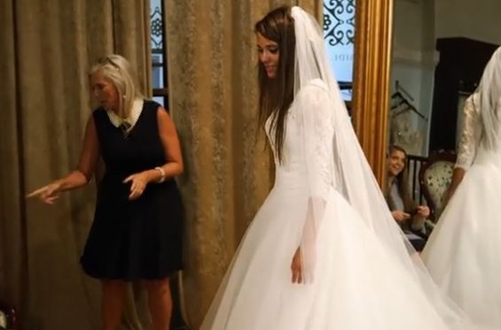 Jinger Duggar Wedding Dress.Jinger Duggar Page 3 The Ashley S Reality Roundup