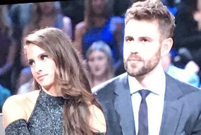 Ashlee Frazier en Brad Womack dating
